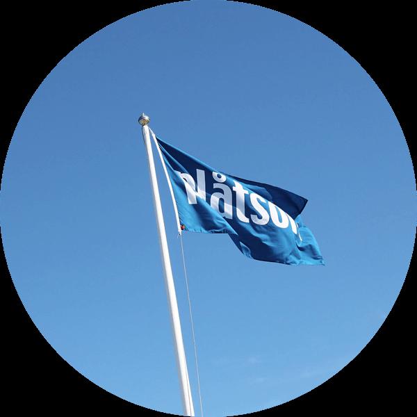 Plåtson flagga