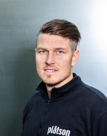 Alexander Karlsson Plåtson